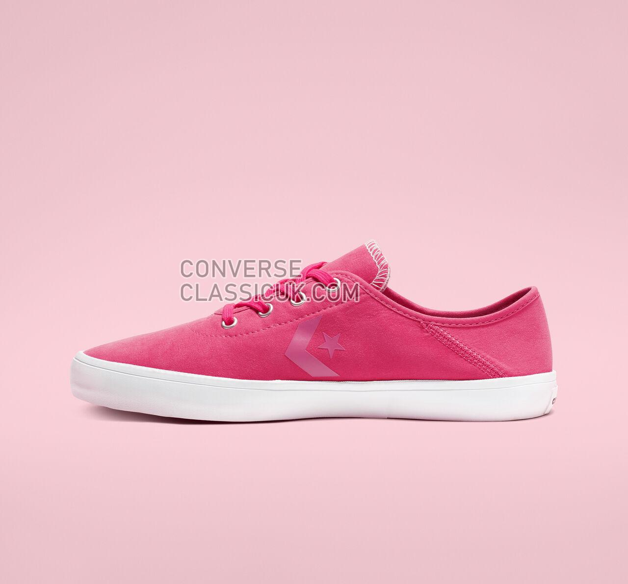 Converse Costa Collapsible Heel Low Top Womens 564377F Strawberry Jam/Strawberry Jam Shoes