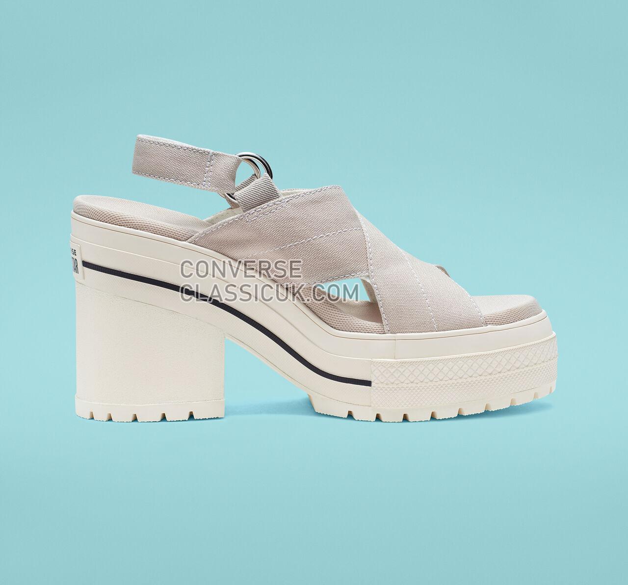 Converse One Star Boardwalk Strut Womens 564140C Papyrus/Black/Egret Shoes