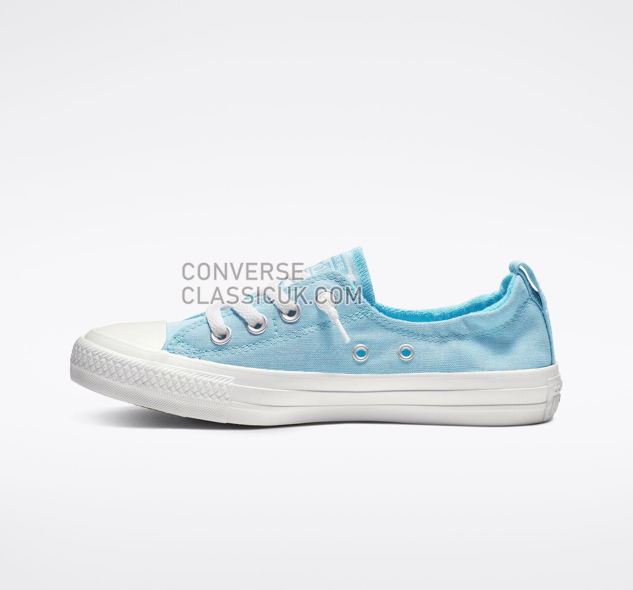 Converse Chuck Taylor All Star Shoreline Slip Womens 564338F Gnarly Blue/White/White Shoes