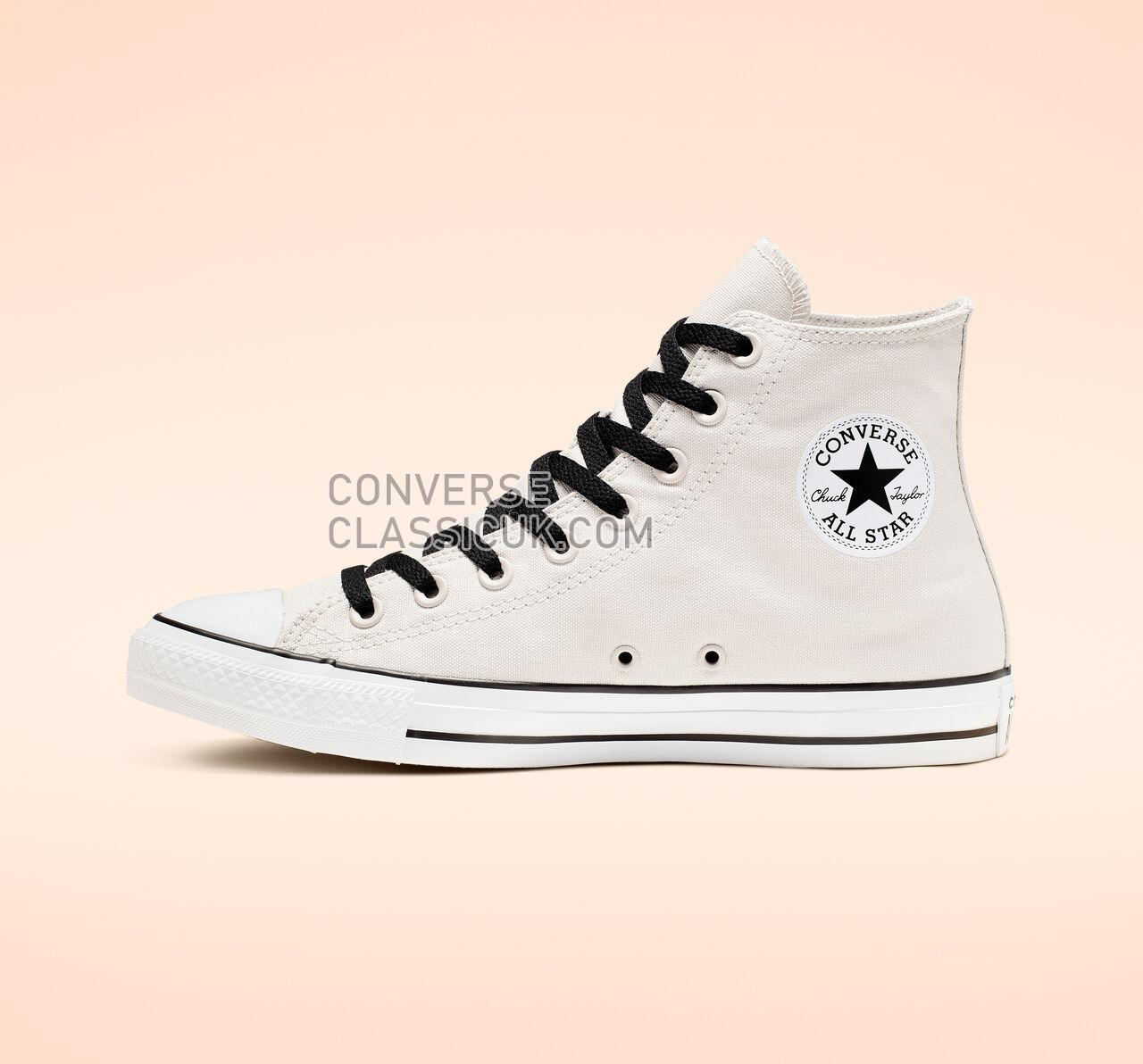 Converse Chuck Taylor All Star We Are Not Alone High Top Mens Womens Unisex 165468F Pale Putty/Black/White Shoes