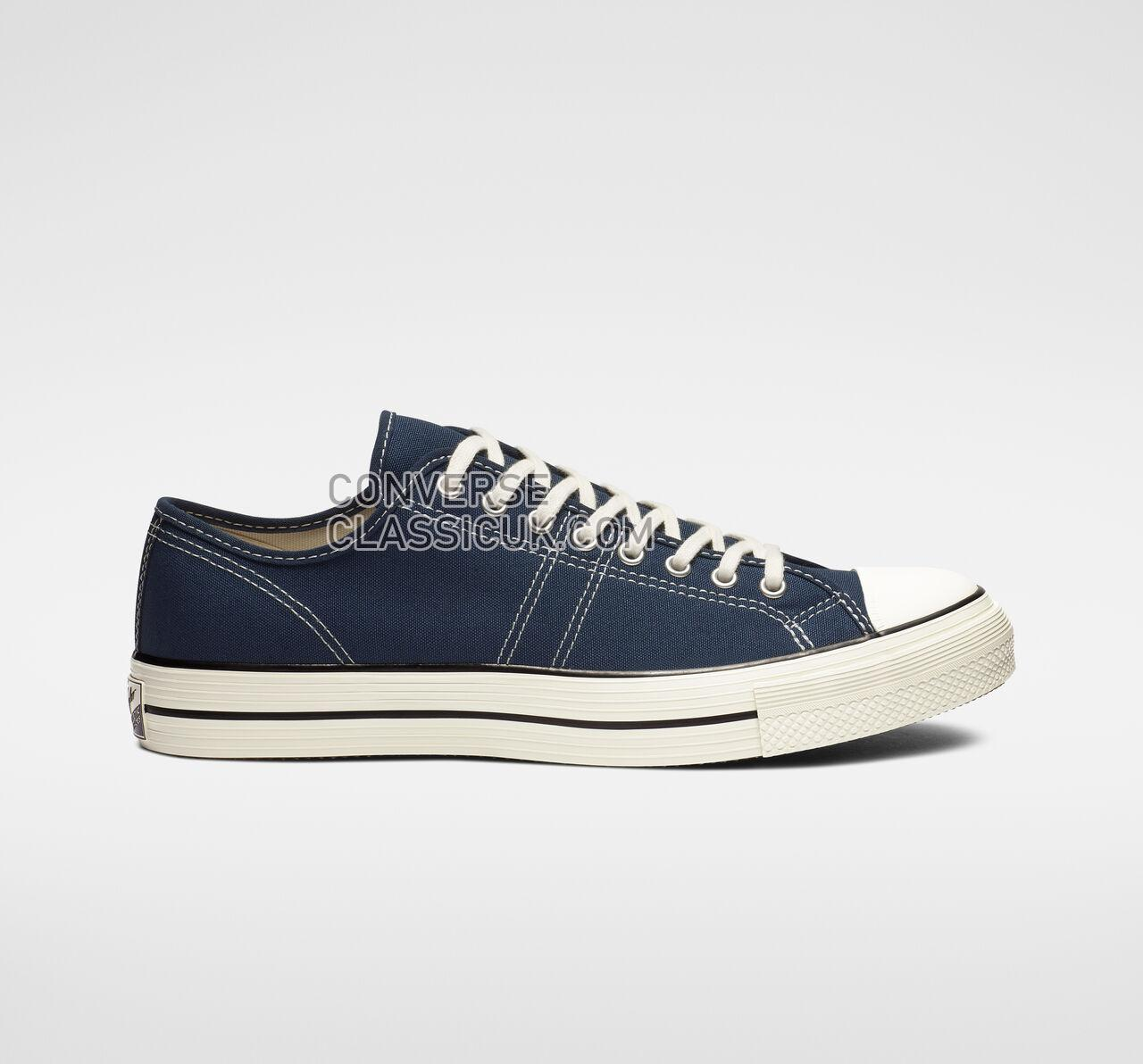 Converse Lucky Star Low Top Mens Womens Unisex 163323C Navy/Black/Egret Shoes
