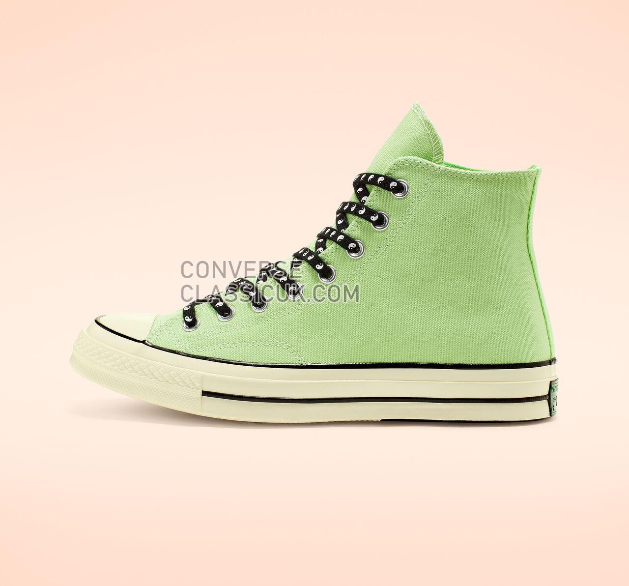 Converse Psy-Kicks Chuck 70 Womens 164210C Aphid Green/Black/Egret Shoes